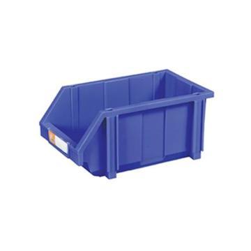 环球 加强型组立零件盒,450*200*180mm,全新料,蓝色