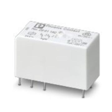 菲尼克斯PHOENIX 单个功率继电器,2961192 REL-MR- 24DC/21-21(10个/盒)