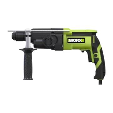 威克士WORX三功能电锤, 800W 2.9kg 26mm, WU340S