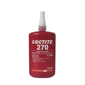 乐泰 螺纹锁固剂,Loctite 270,250ml/支