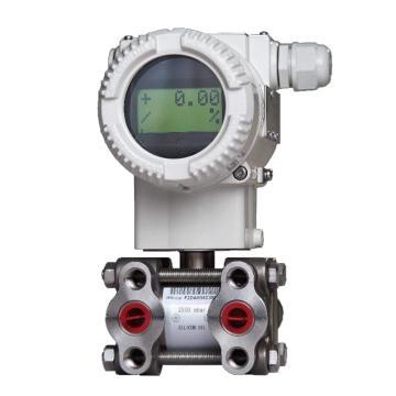 洛丁森RKS 流量变送器,RP1001-CA0A0BFN1N2A1CXX,0-3KPa 1/4NPT内螺纹316L防爆4-20mAHART LCD