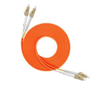 汤湖 光纤跳线,多模双芯LC-LC 5米