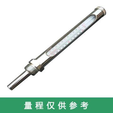 奥德普 金属温度计,直角 150度,4分/6分螺纹扣