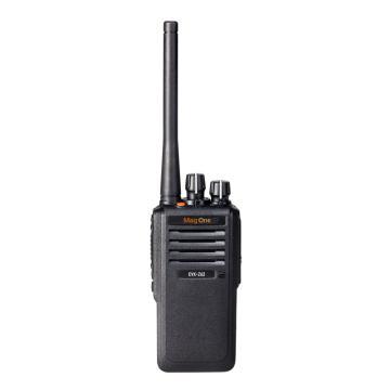 摩托罗拉 数字对讲机,Mag One EVX-Z62(DMR常规录音8小时数字对讲机)数模兼容 防水防水高性能