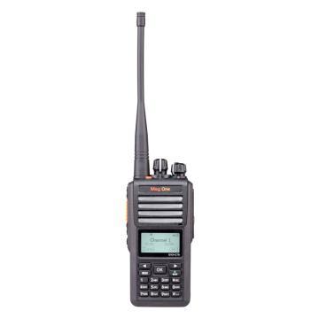 摩托罗拉 数字对讲机,Mag One EVX-C79 (DMR常规录音8小时数字对讲机)数模兼容 防水防水高性能