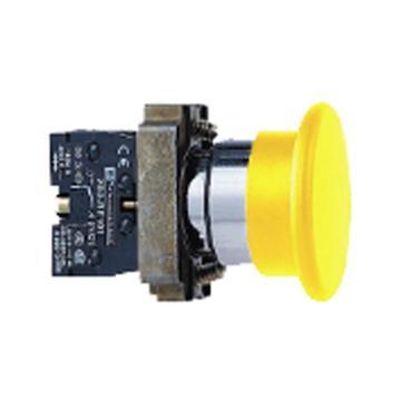 施耐德Schneider XB2 复位按钮头(Φ40蘑菇头),ZB2BC5C(10的倍数订货)