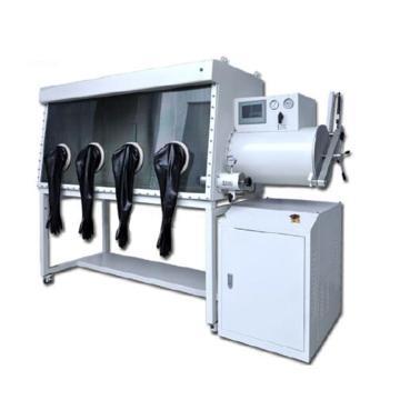 净化系统 手套箱,箱体尺寸:1900*1000*930,设备总尺寸:2615*1060*1830