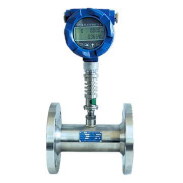 天津大港 液体涡轮流量计LW-4,DN4 导管连接 脉冲输出 12V/24V -20℃-120℃ 1.0级 IP67