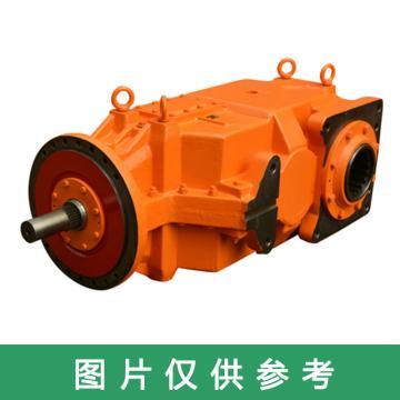 嵩阳煤机SONGYANG MEIJI 刮板输送机用减速器,JS11