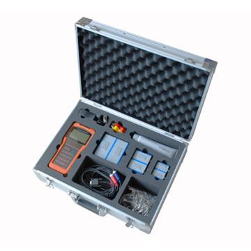 道盛 手持外夾式超聲波流量計,TUF-2000H-TS-2 標準小型探頭 DN15~100 10m線