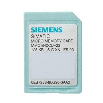 西门子SIEMENS 存储卡,6ES7953-8LF31-0AA0