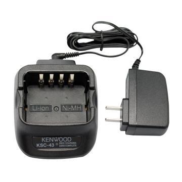 建伍 对讲机电池充电器,KSC-43,快速充电器(用于KNB-45L/KNB-29N)