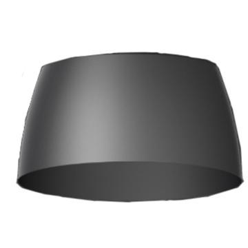 欧普 LED天棚灯-配件-灯罩-鹏旭/80W,单位:个