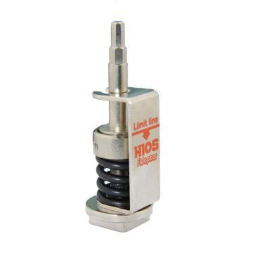 好握速HIOS 扭力测试头,TF6XG-Z六角头(6.35mm),0.5-3N.m,适用于HP-100扭力测试仪