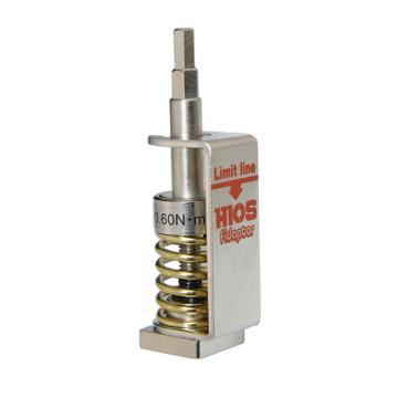 好握速HIOS 扭力测试头,TF6SG-Z(6.35mm六角头),0.15-0.6N.m,适用于HP-10扭力测试仪