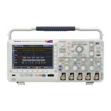 Tektronix/泰克 混合信号示波器,MSO2014B,4通道,100MHz,1GS/s