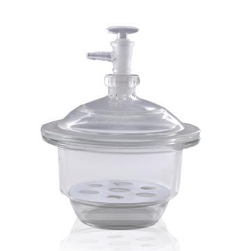 真空玻璃干燥器皿 180mm