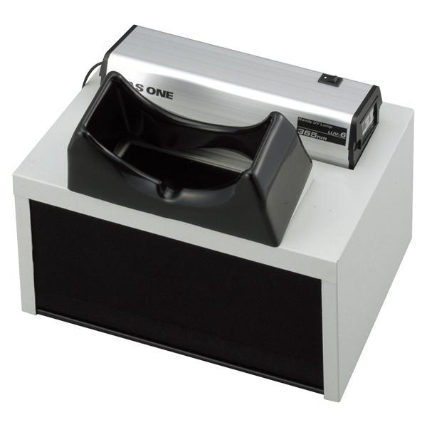 亚速旺 ASONE 手提式UV灯用附件 观察室 1个