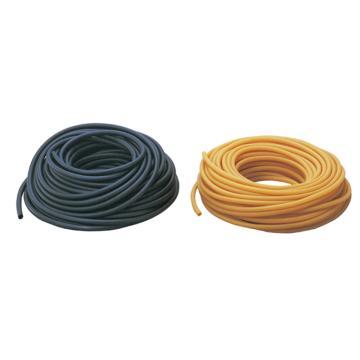 亚速旺 高品质橡胶管(1kg単位)黑色 25×34,6-594-12