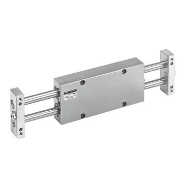 SMC 滑动装置气缸,内置液压缓冲器型,CDPXWM10-100
