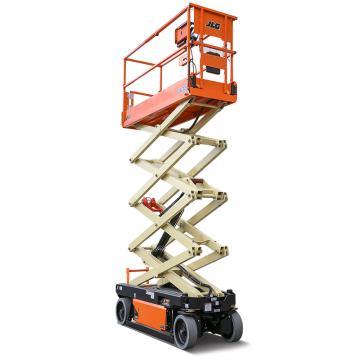 JLG R系列电动剪式高空作业平台,平台最大高度(m):7.77 额定载重(kg):120.2,R2632