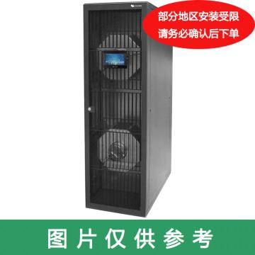海悟 16P列间精密空调,CRA3040F3E3A(全柜,恒温恒湿,前送风),380V,冷量40KW,配40℃室外机。限区