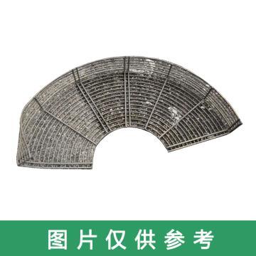 山工机械 装载机风扇护网,适配SEM660B,5279648+5395941