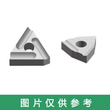 肯纳KENNAMETAL 硬质合金机夹钻刀片,DFR020204GD KCPK10,5片/盒