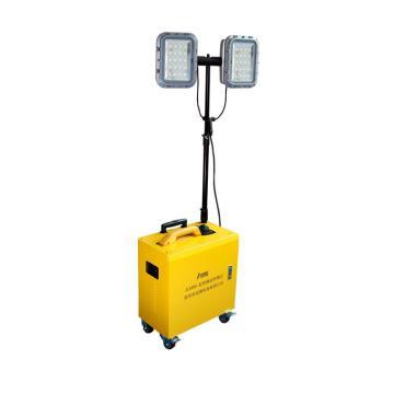 众朗星 轻型移动升降灯,ZL8304,2X50WLED 白光,单位:个