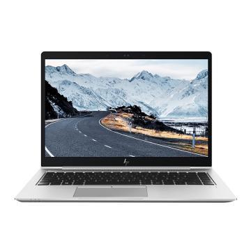 """惠普笔记本,Elitebook840G6 7KK66PC银色 i7-8565U/14"""" FHD/8GB/512SSD/2G独显/win10-h/1年 含包鼠"""