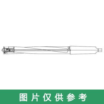 准星机械 带水孔机夹定心钻,D30×250-M4