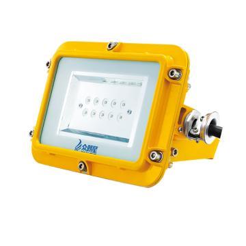 众朗星 矿用隔爆型LED巷道灯,DGS25/127L,25W LED 白光,煤安证号MAH120188,单位:个