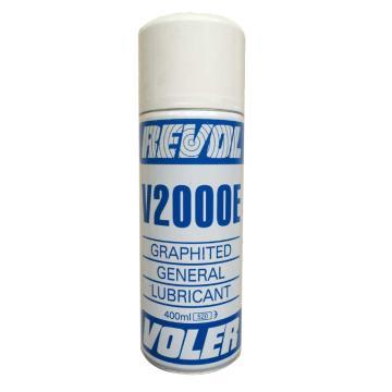 威爾 偏航齒輪噴劑,VOLER V2000E,400ML*12/箱
