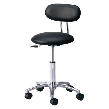 亚速旺 实验室椅子(防静电型)RC-SU(带踏环)(1个),3-6548-02