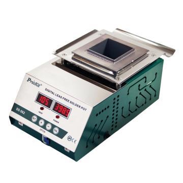 宝工Pro'sKit 无铅控温焊锡炉,350W,SS-562H