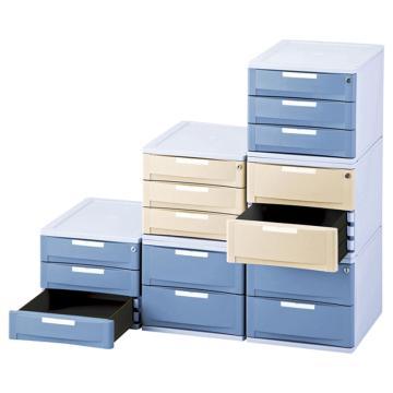 亚速旺 实验室专用数据存放柜(带锁),支持抽拉,托盘型,隔板组件No.1,2个/组,8-1607-11