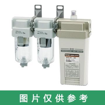 SMC 高分子膜式空气干燥器,组件式,IDG5V4-02C
