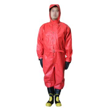 美康 半封闭式二级化学防化服,S,MKF-07
