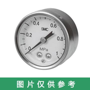 SMC G43系列,一般用压力表,DT型,G43-7-01