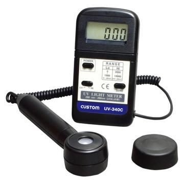 亚速旺 ASONE 紫外线强度计 UV-340C 1个