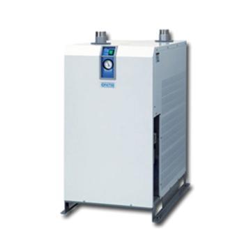 SMC 冷冻式空气干燥机,使用冷媒R134a(HFC),3E,4E,6E,8E,11E,15E (进口空气温度:37℃)IDFA75E-23-G
