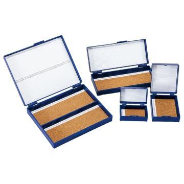 亚速旺(ASONE)载玻片存储盒 100片(1个),CC-4387-04