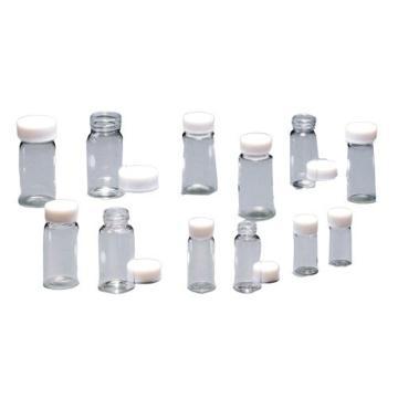 亚速旺ASONE螺纹微量瓶 5ml 100个/盒