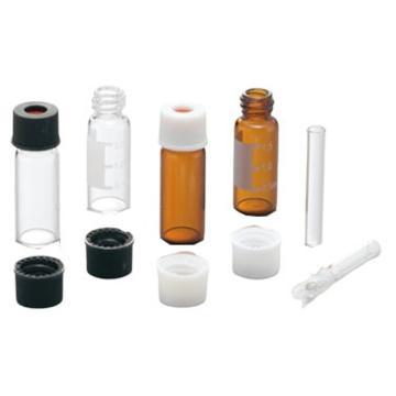 亚速旺1.5ml螺口进样瓶(8-425)835-V 100个/袋