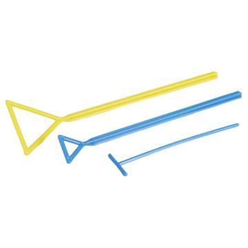 亞速旺經濟型一次性細胞涂布棒(獨立紙塑包裝) 240X60(1支/紙塑包裝x100袋)