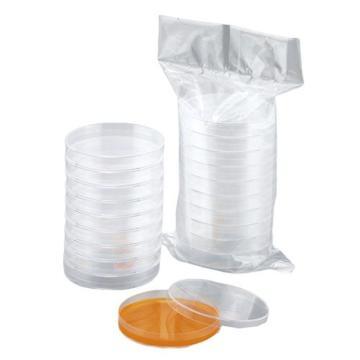 亚速旺经济型一次性培养皿(EOG灭菌) 1箱(10个/袋x50袋)
