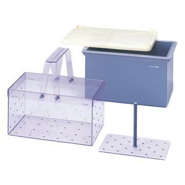 亞速旺 方形洗凈槽 R-1型(籃子)(1個裝),4-040-02