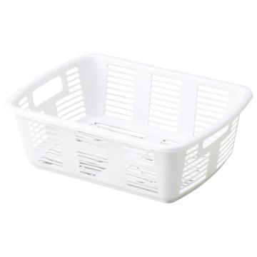 亚速旺 塑料筐 GDDB-100 白色 (1个入),8-5957-01