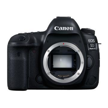 佳能Canon 数码单反相机,全画幅 (约3040万像数) EOS 5D Mark IV 机身(不含镜头)