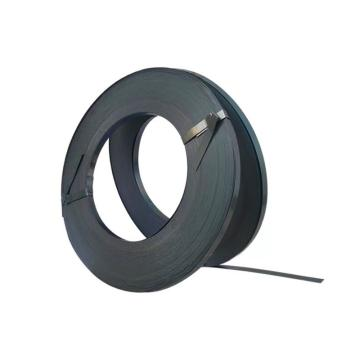 西域推荐 铁皮打包带,烤蓝碳素钢带,16mm*0.36mm,700m,40kg/卷